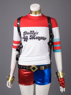 Picture of Suicide Squad Harley Quinn Cosplay Costume Whole Suit mp003402