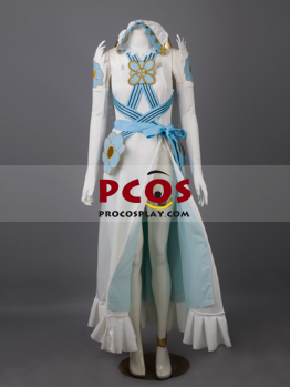 Picture of Fire Emblem Fates Azura White Cosplay Costume mp003461