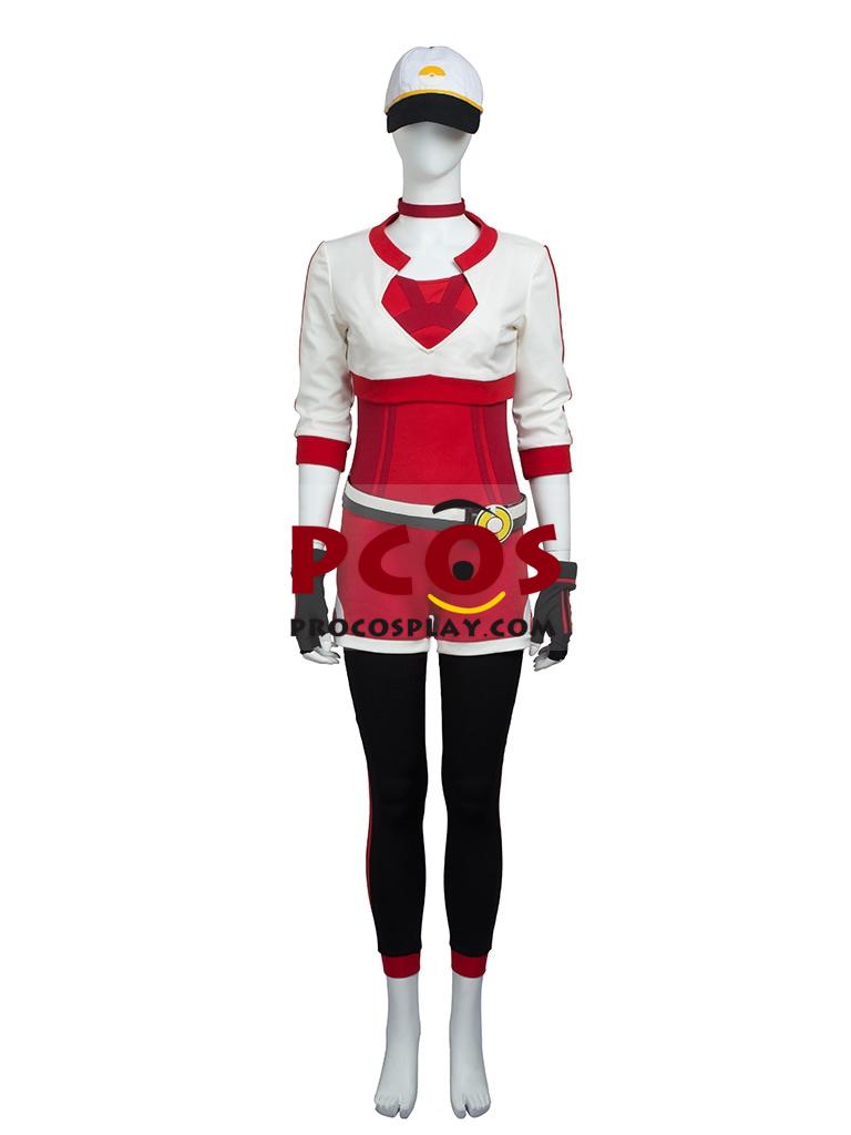 Pokemon Go Female Red Cosplay Costume mp003483 - Best ...