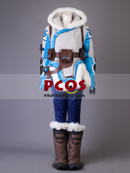 Picture of Overwatch Dr. Mei-Ling Zhou Mei Cosplay Costume mp003440
