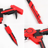 Picture of New RWBY Ruby Rose Cosplay Foldable Crescent Rose Sniper Rifle mp003576