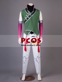 Picture of RWBY Vol.4 Season 4 Lie Ren Cosplay Costume mp003512