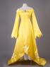 Picture of Super Mario Galaxy Wii U Rosalina & Luma Light Yellow Cosplay Costume mp003585