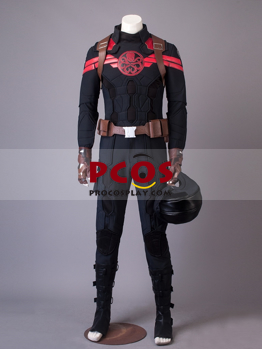 Picture of Captain America Steve Rogers Hydra Version Cosplay Costume mp003470