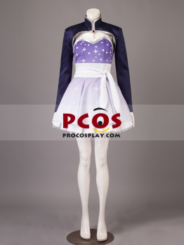 Picture of RWBY Vol.4 Season 4 Weiss Schnee Cosplay Costume mp003614
