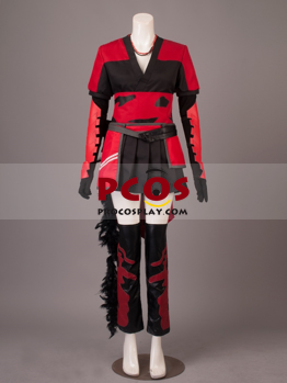 Picture of RWBY Raven Branwen Cosplay Costume mp003139