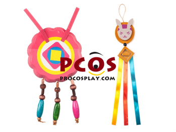 Picture of Overwatch D.Va Hana Song the Year of the Rooster Cosplay Accessories mp003626