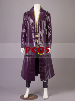 Picture of New Suicide Squad Joker Cosplay Costume mp003476