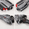 Picture of New Overwatch Reaper Gabriel Reyes Cosplay Twin Hellfire Shotguns mp003644