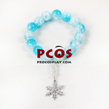 Picture of Overwatch Mei Mei-Ling Zhou Cosplay Blue Bracelet mp003649