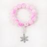 Picture of Overwatch Mei Mei-Ling Zhou Cosplay Pink Bracelet mp003650