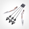 Picture of RWBY Antagonist Cinder Fall Cosplay Arrow Set Semblance mp003658