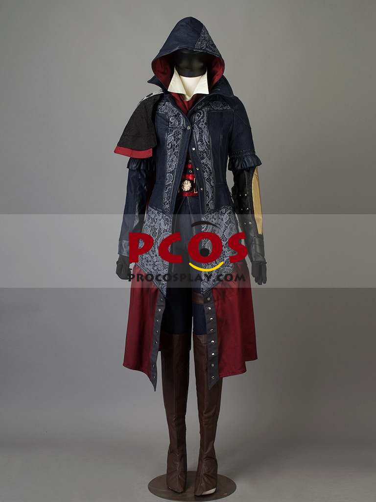 Assassin S Creed Syndicate Evie Cosplay Costume Mp003197 Best