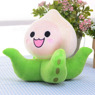 Picture of Overwatch Onion Squid Cosplay Plush Doll mp003682
