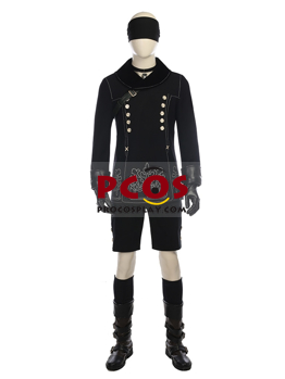 Picture of New Nier:Automata YoRHa 9S Cosplay Costume mp003706
