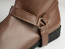 Picture of Ao no Exorcist Mephisto Pheles Cosplay Brown Boots mp001917