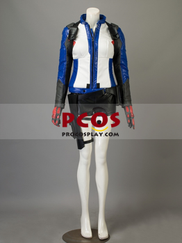 Picture of Overwatch Soldier 76 Woman Version Cosplay Costume mp003349