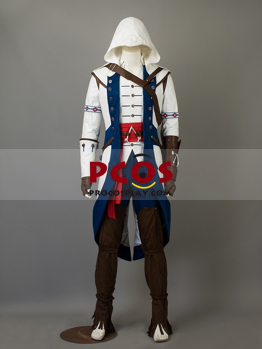 Assassin S Creed Iii Connor Kenway Cosplay Costume Mp000638 Best