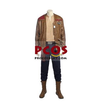 Picture of The Last Jedi Finn Cosplay Costume mp003758
