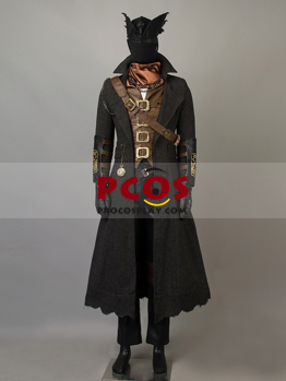 Picture of Bloodborne The Hunter Cosplay Costume mp003779