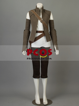 Picture of The Last Jedi Rey Cosplay Costume mp003759