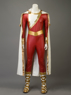Picture of Captain Marvel Shazam Cosplay Costume mp003441