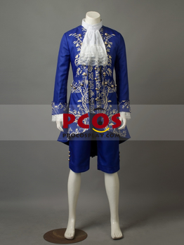 Picture of Beauty and The Beast The Prince Cosplay Costume mp003848