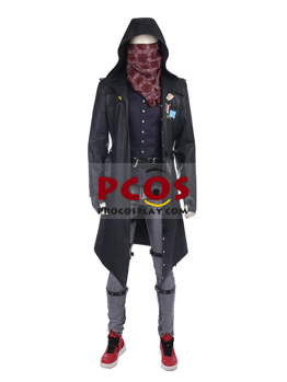 Picture of Playerunknown's Battlegrounds The Player Cosplay Costume mp003861