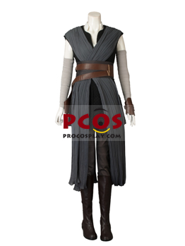Picture of New:The Last Jedi Rey Cosplay Costume mp003832