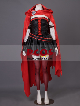 Picture of Ready to Ship RWBY Vol.4 Season 4 Ruby Rose Cosplay Outfits mp003350