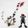 Picture of Kingdom Hearts Halloween Town Sora Decisive Pumpkin Key mp003893