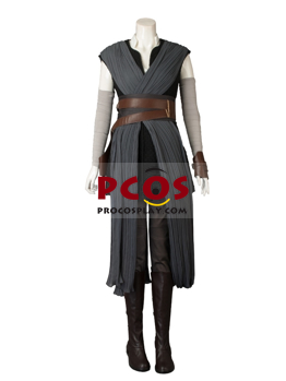 Picture of Ready to Ship New :The Last Jedi Rey Cosplay Costume mp003832