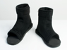 Picture of Naruto Black Ninja Shoes Cosplay mp000563
