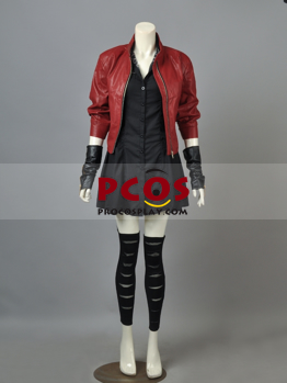 Picture of Updated Age of Ultron Wanda Maximoff Scarlet Witch Cosplay Costume mp003769