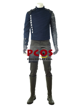 Picture of Infinity War The Winter Soldier Bucky Barnes Cosplay Costume mp003944
