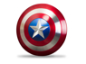 Picture of Captain America:Civil War Steve Rogers Cosplay Shield mp003875