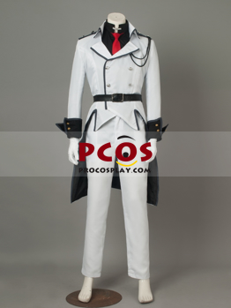 Picture of RWBY Season 4th James Ironwood Cosplay Costume mp003840