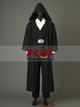 Picture of The Last Jedi Luke Skywalker Projection Crait Cosplay Costume mp003859