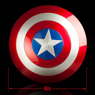 Picture of Captain America: Civil War Steve Rogers Cosplay Shield ABS mp004046