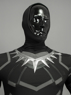 Picture of Black Panther T'Challa Cosplay Costume mp003926