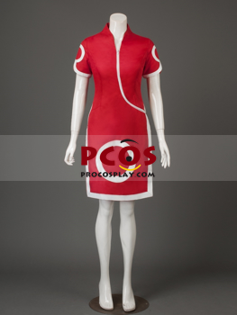 Picture of Naruto Haruno Sakura Cosplay Costume mp000053
