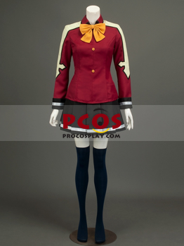 Picture of Fairy Tail Wendy Marvell the First Version Cosplay Costume mp003998