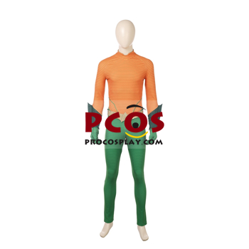 Picture of Aquaman 2018 Arthur Curry Orin Cosplay Costume mp004074