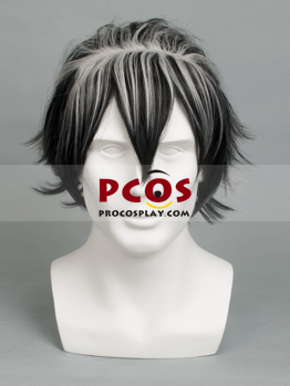 Picture of Ready to Ship RWBY Qrow Branwen Cosplay Wig mp003291