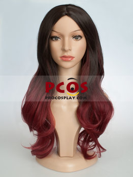 Picture of Guardians of the Galaxy Vol.2 Gamora Cosplay Wig mp004105