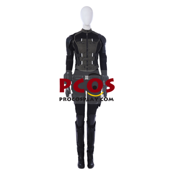 Picture of Infinity War Black Widow Natasha Romanoff Green Vest Cosplay Costume mp004126