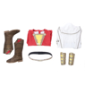 Picture of Shazam! 2019 Captain Marvel Billy Batson Cosplay Costume mp004130