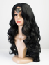 Picture of Ready to Ship Wonder Woman Diana Prince Cosplay Wig and Head Wear mp003695