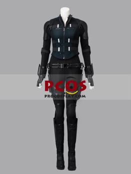Picture of Ready to ship Infinity War Black Widow Natasha Romanoff Cosplay Costume mp003868