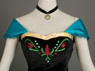 Picture of Frozen Anna Coronation  Cosplay Costume mp001587